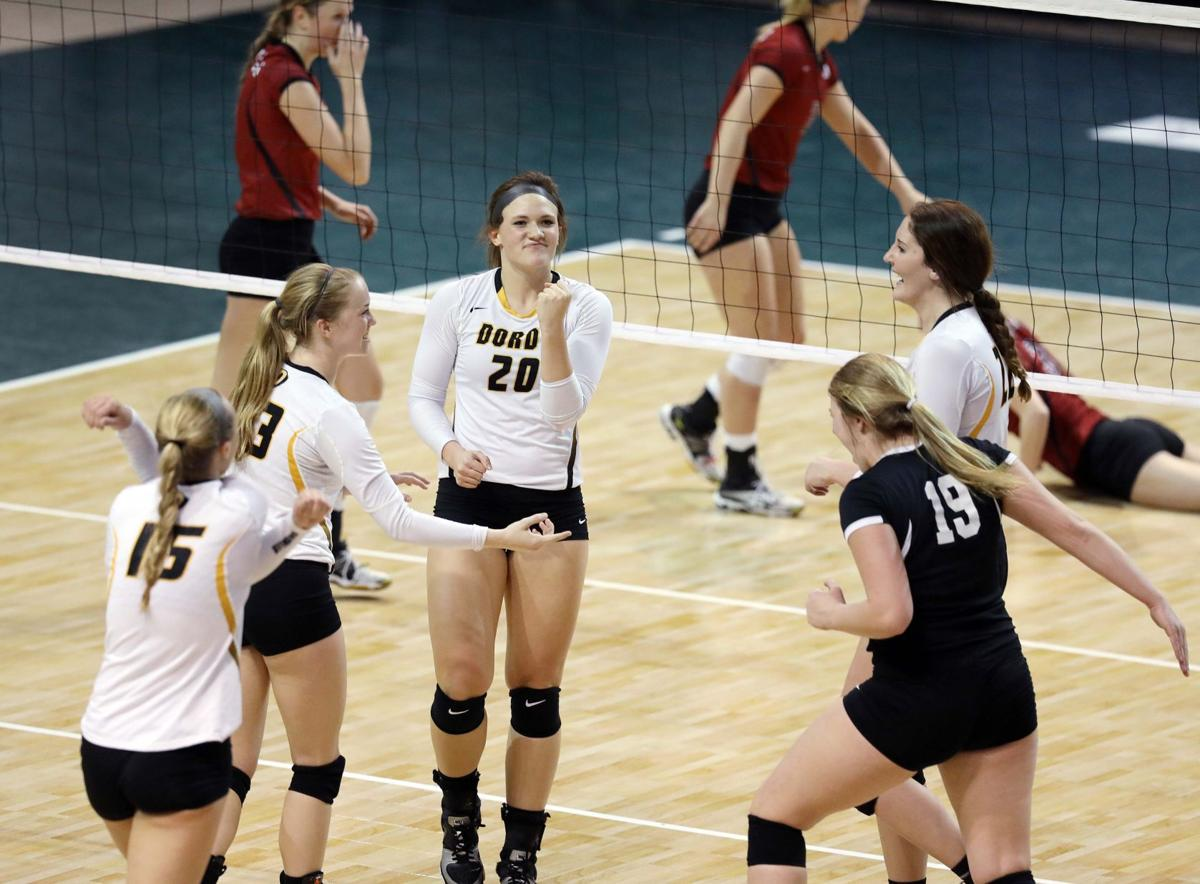 Memories of NAIA volleyball tourney strong for Westra ...