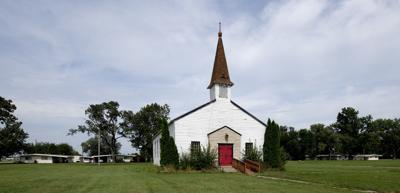 Historic airport chapel
