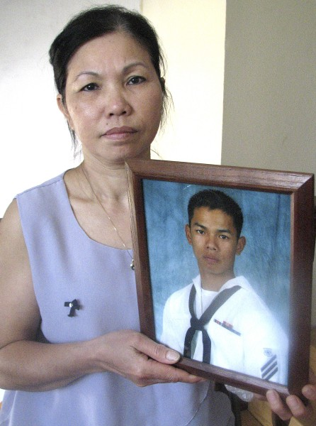 John Douangdara SEAL death