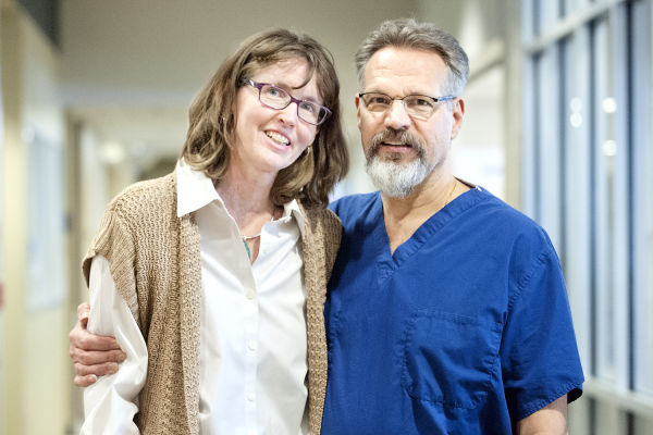 Siouxland couples in medicine find time for work, fun