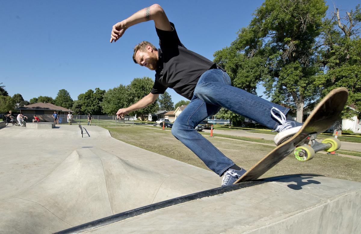 Le Mars skate park