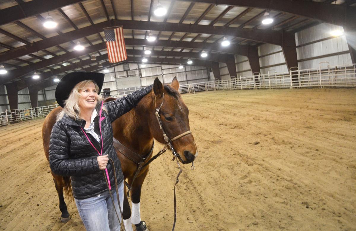 Barbara Sloniker rodeo