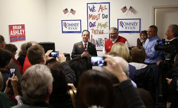 Republican National Committee Chairman Reince Priebus in Sioux City