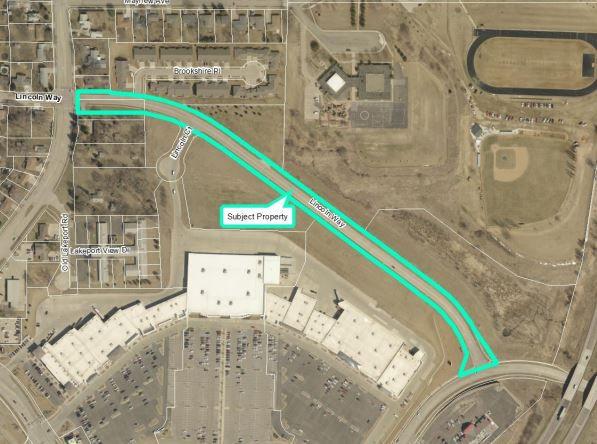Houlihan Run proposed route