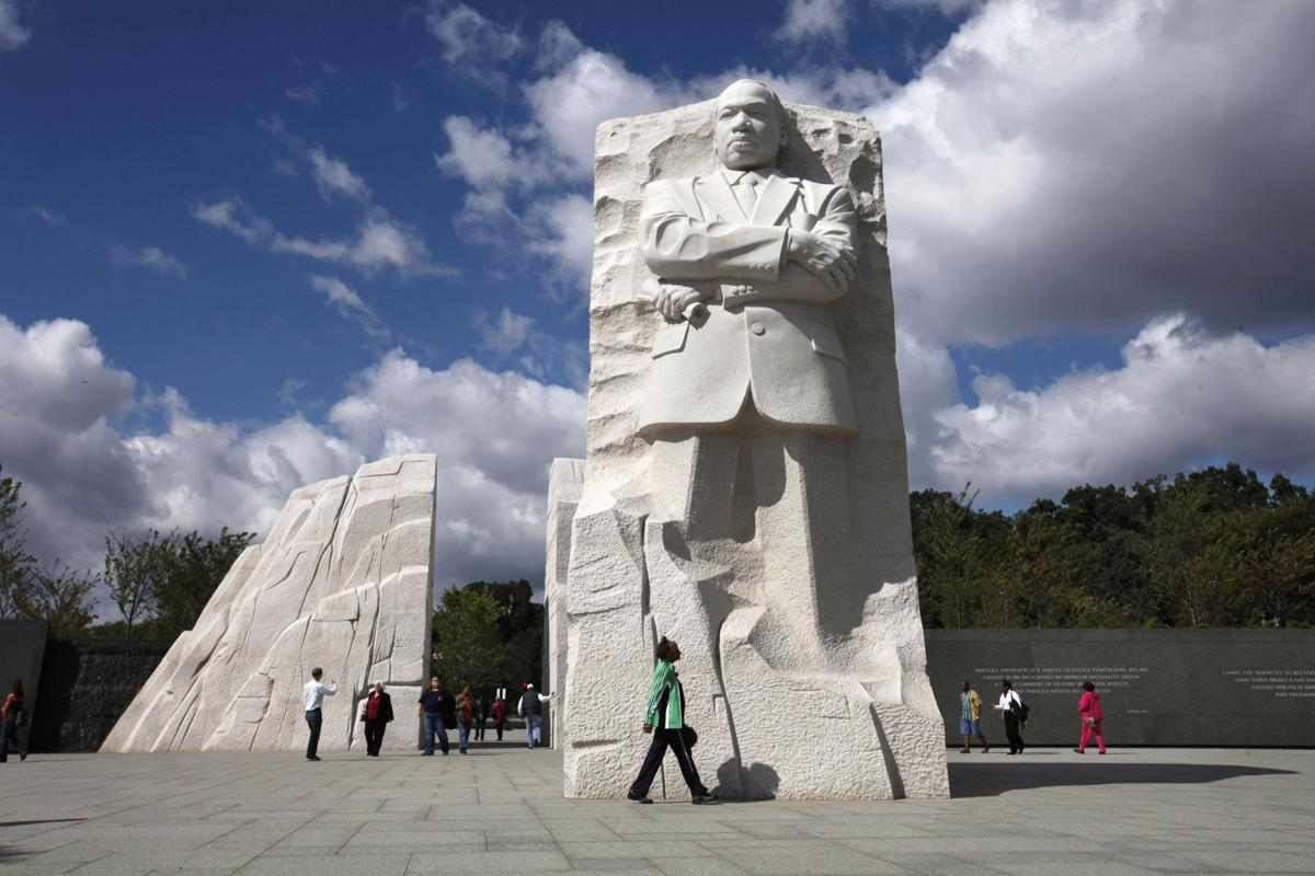 Martin Luther King Jr. Memorial | | siouxcityjournal.com