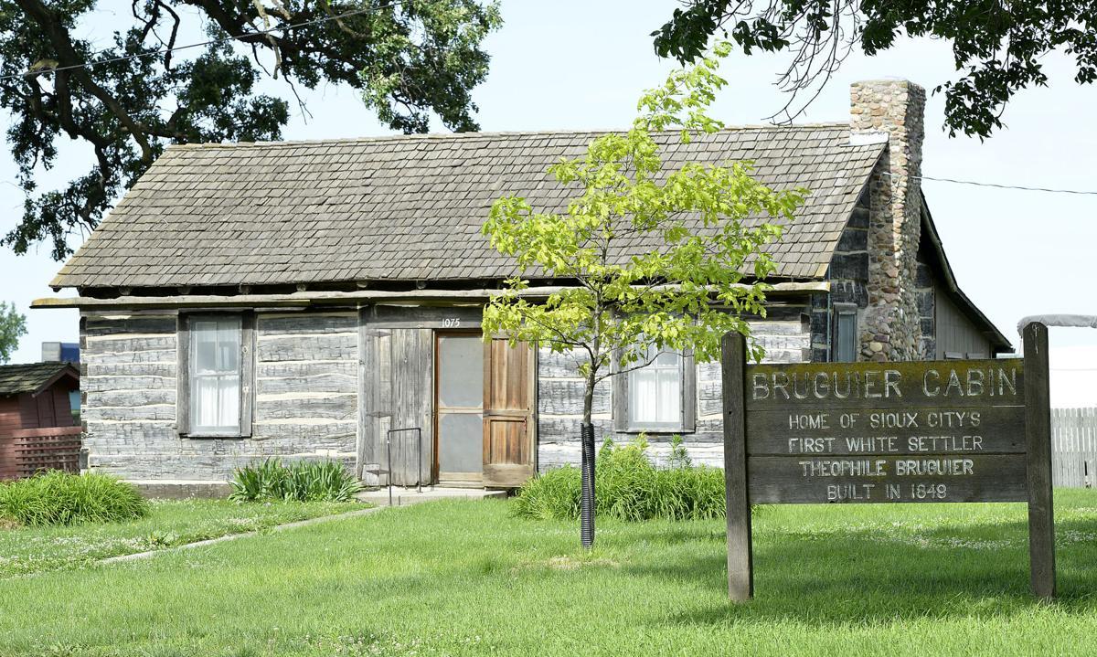 Bruguier Cabin
