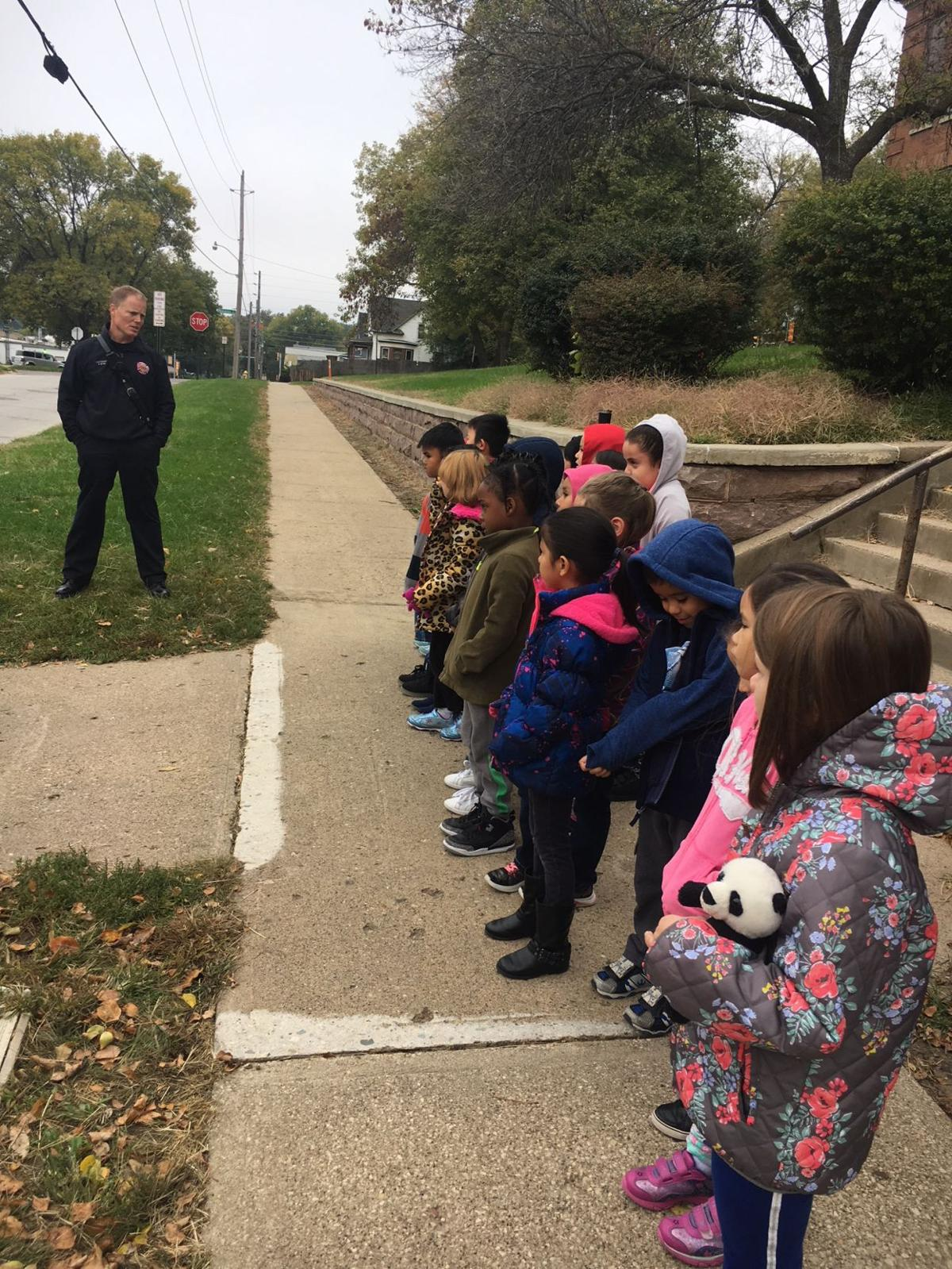 Fire Safety at Hunt Elementary.JPG