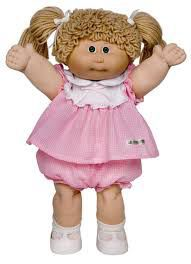 Cabbage Patch Kids, 1983