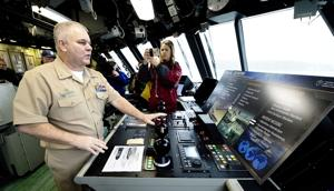 Photos: Tour the USS Sioux City