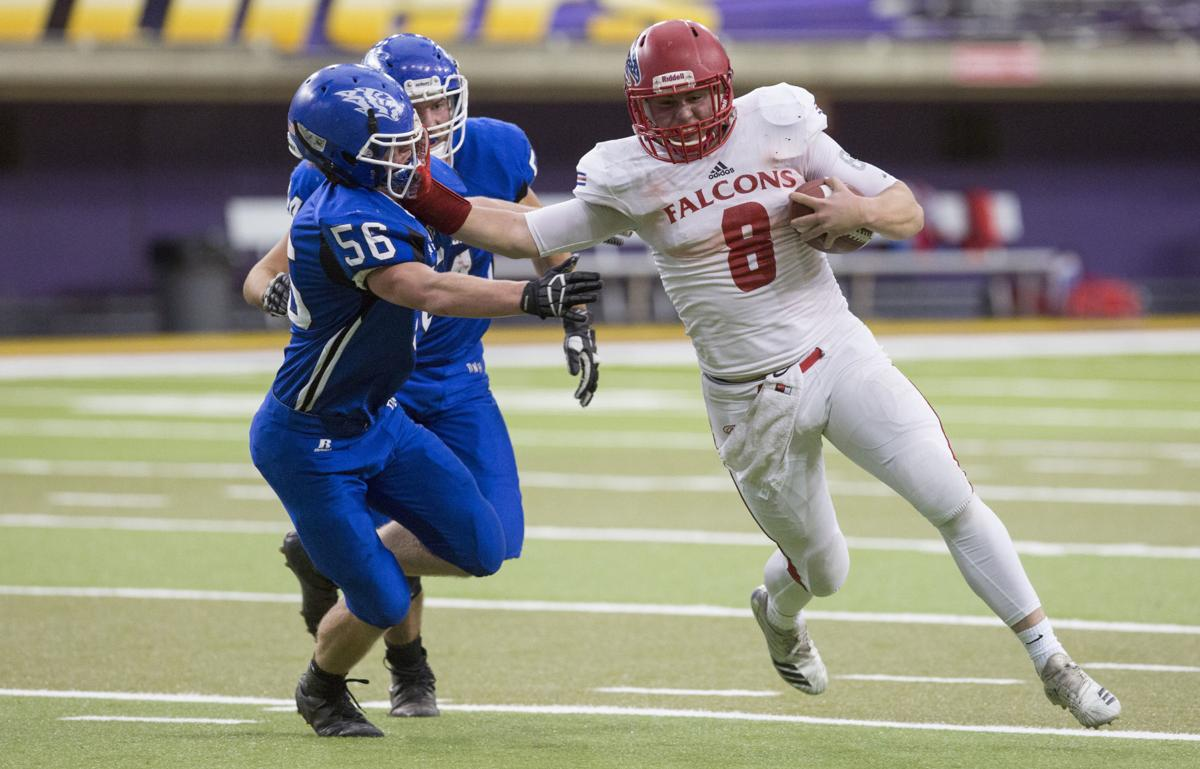 Hunter Dekkers is West Sioux's star, but he wants his