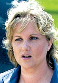 Lisa Boss pleads guilty to four charges