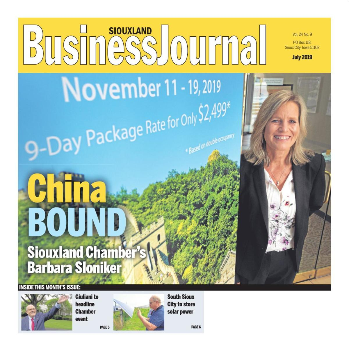 Business Journal - July 2019