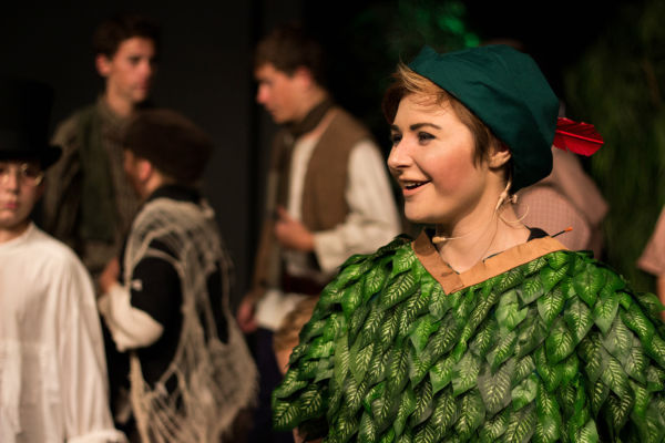 Sioux City Community Theatre presents Peter Pan