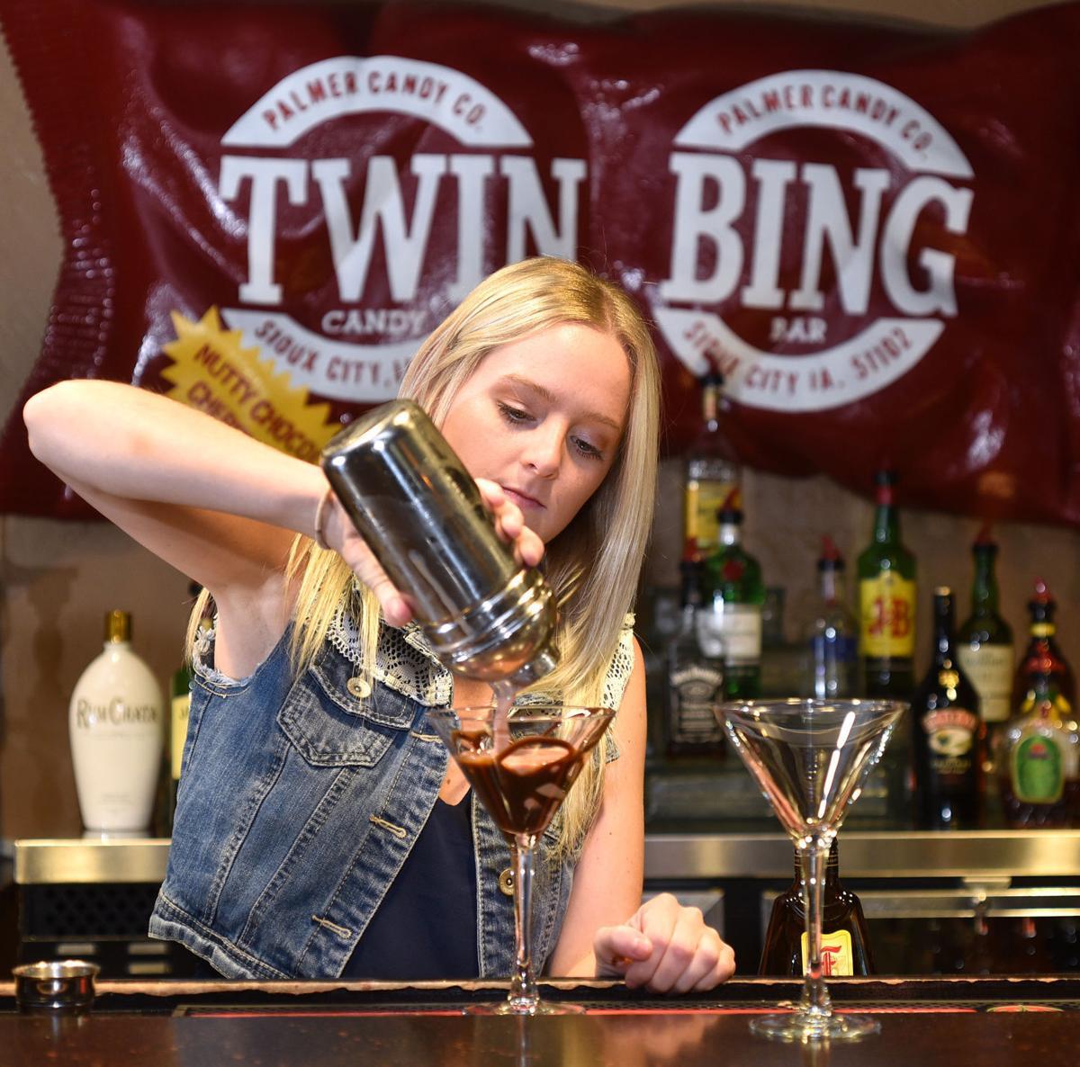 Twin Bing Martini