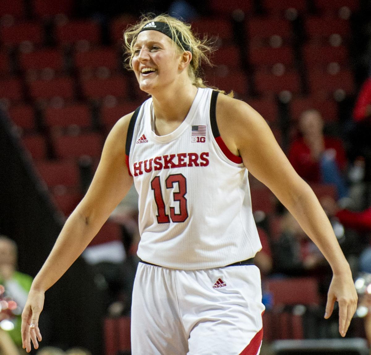 Nebraska vs. Wisconsin women's basketball, 1.9