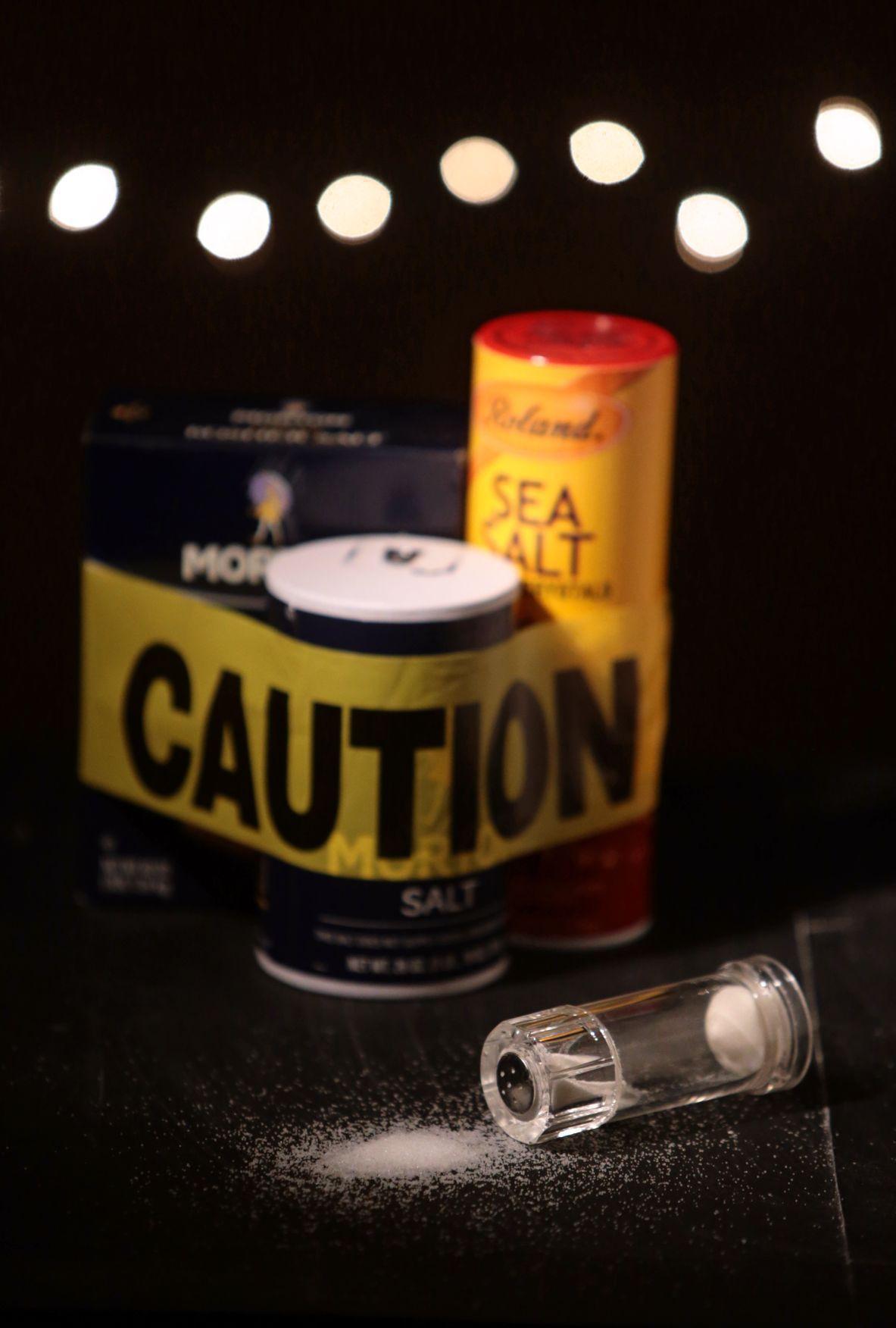 Low Salt Diet and Insulin Resistance