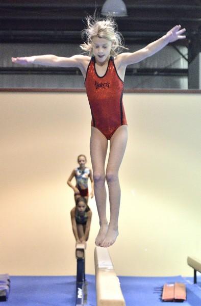 Olympics pushes local gymnastics interest to peak level ...