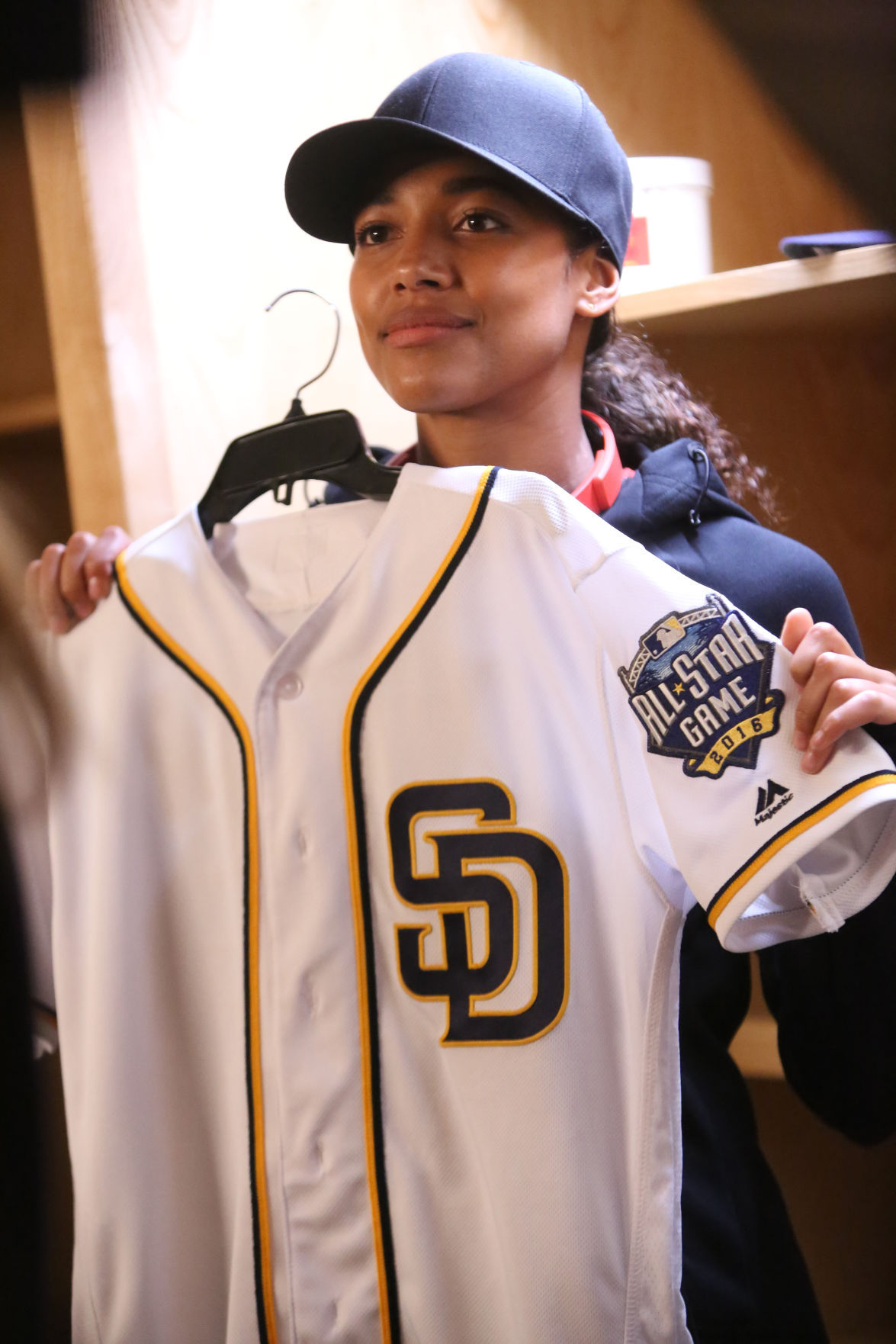 Game changer: Kylie Bunbury could affect future of baseball