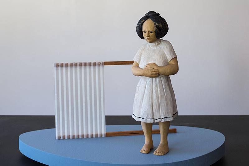 Visiting Artist Exhibit: Santiago Cal