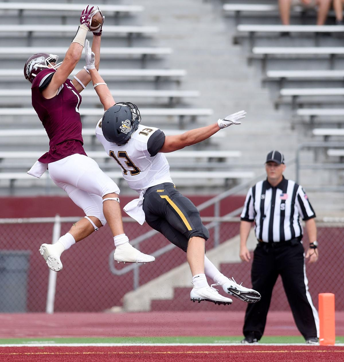 Football Dordt at Morningside
