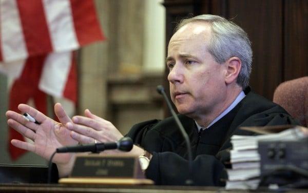 Judge Robert Hanson