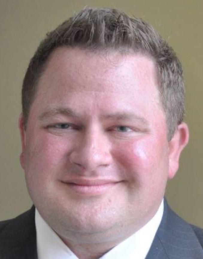 Dodge County Attorney Oliver Glass's office photo