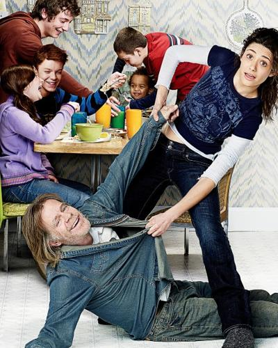 Cape,' 'Episodes,' 'Shameless' new midseason TV shows | Television