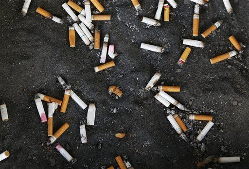 Low-nicotine cigarettes cut use, dependence, study finds