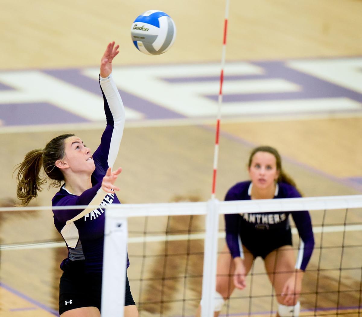 Volleyball Dakota Valley vs. Beresford