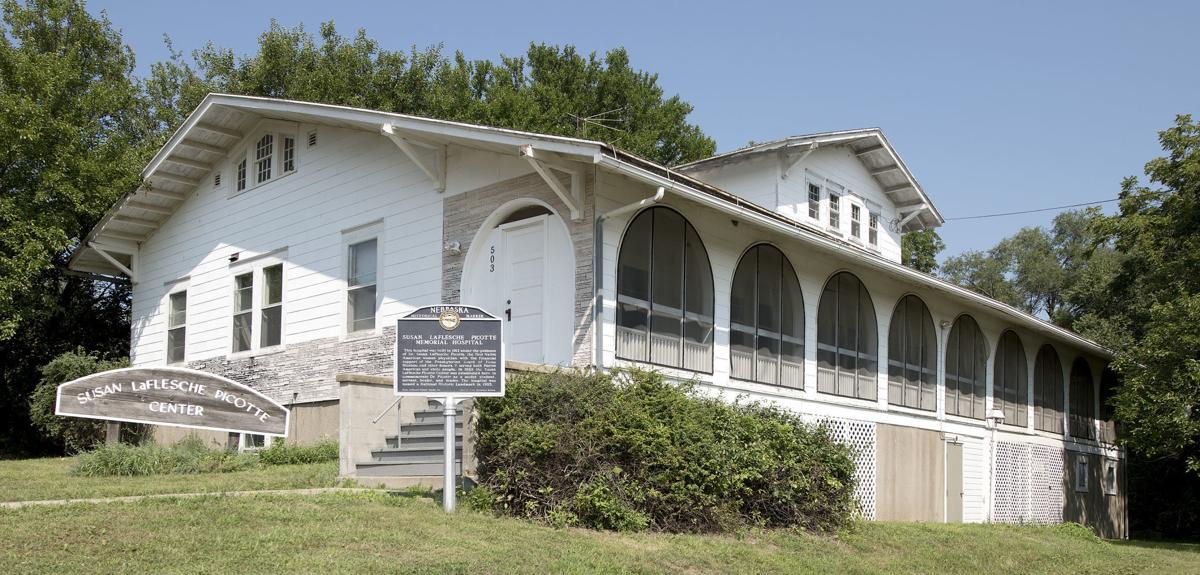 Susan LaFlesche Picotte Memorial Hospital