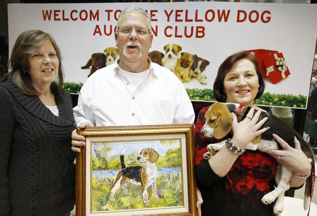 2015 Little Yellow Dog Auction