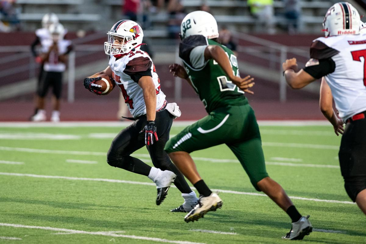 Sioux City West hosts South Sioux City football