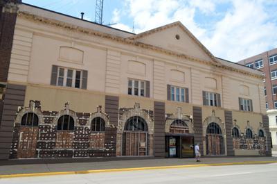 Old municipal auditorium