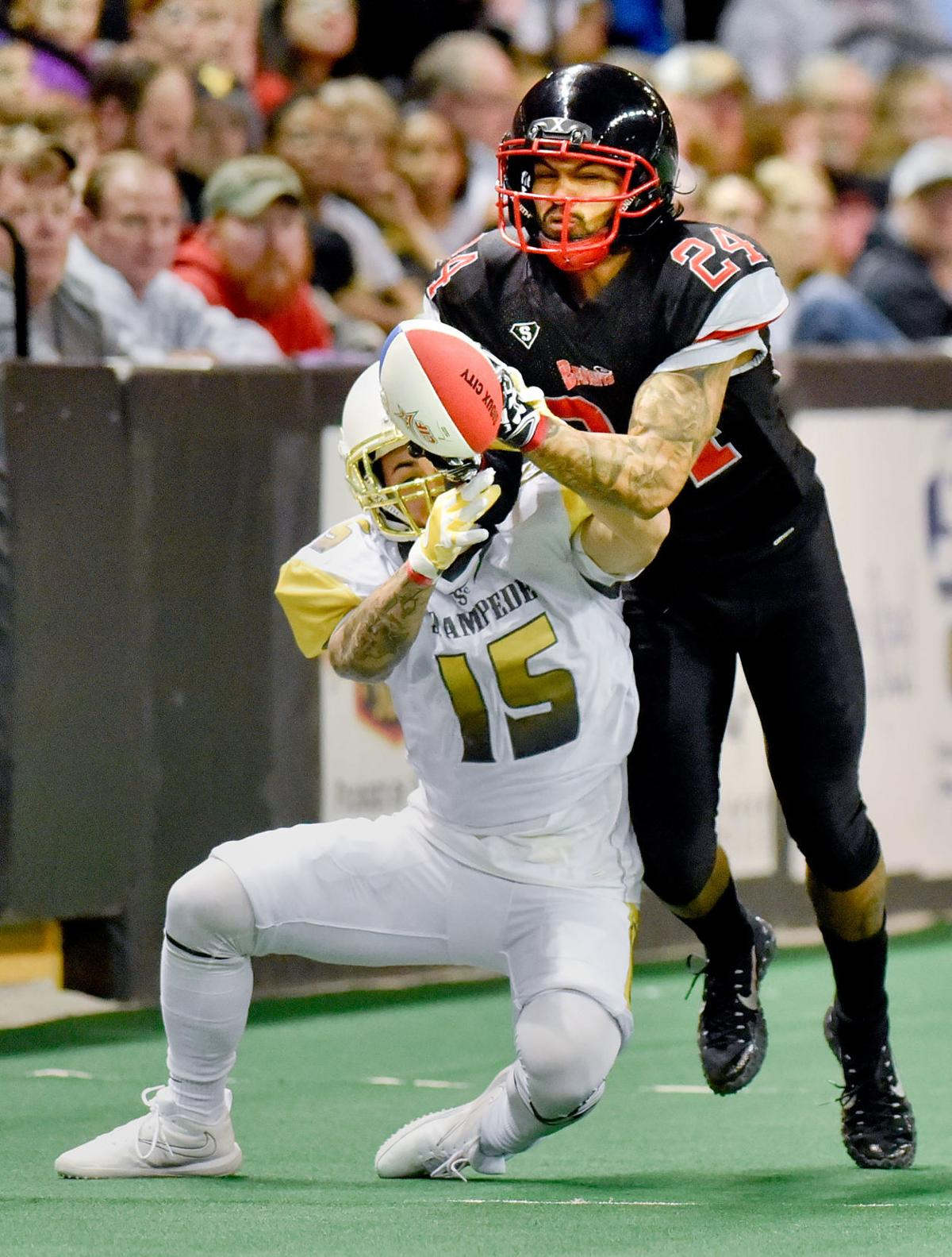 Football Sioux City Stampede at Bandits
