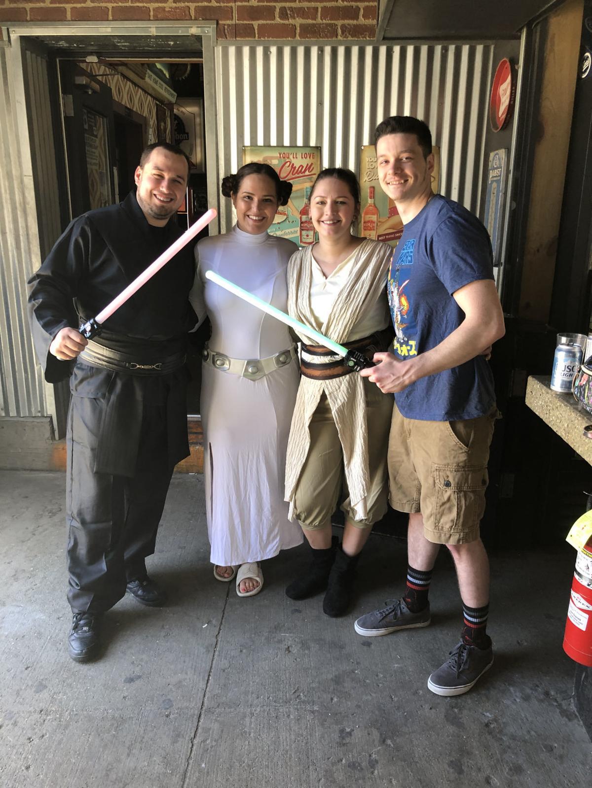 Barstool Open Star Wars