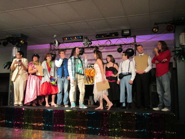 Awesome 80s Prom