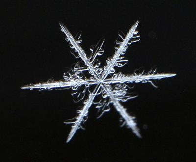 Snowflake file photo