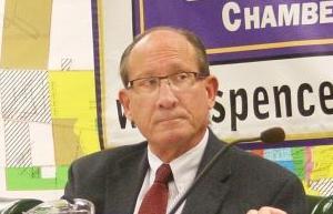 Spencer legislative forum eggs and issue