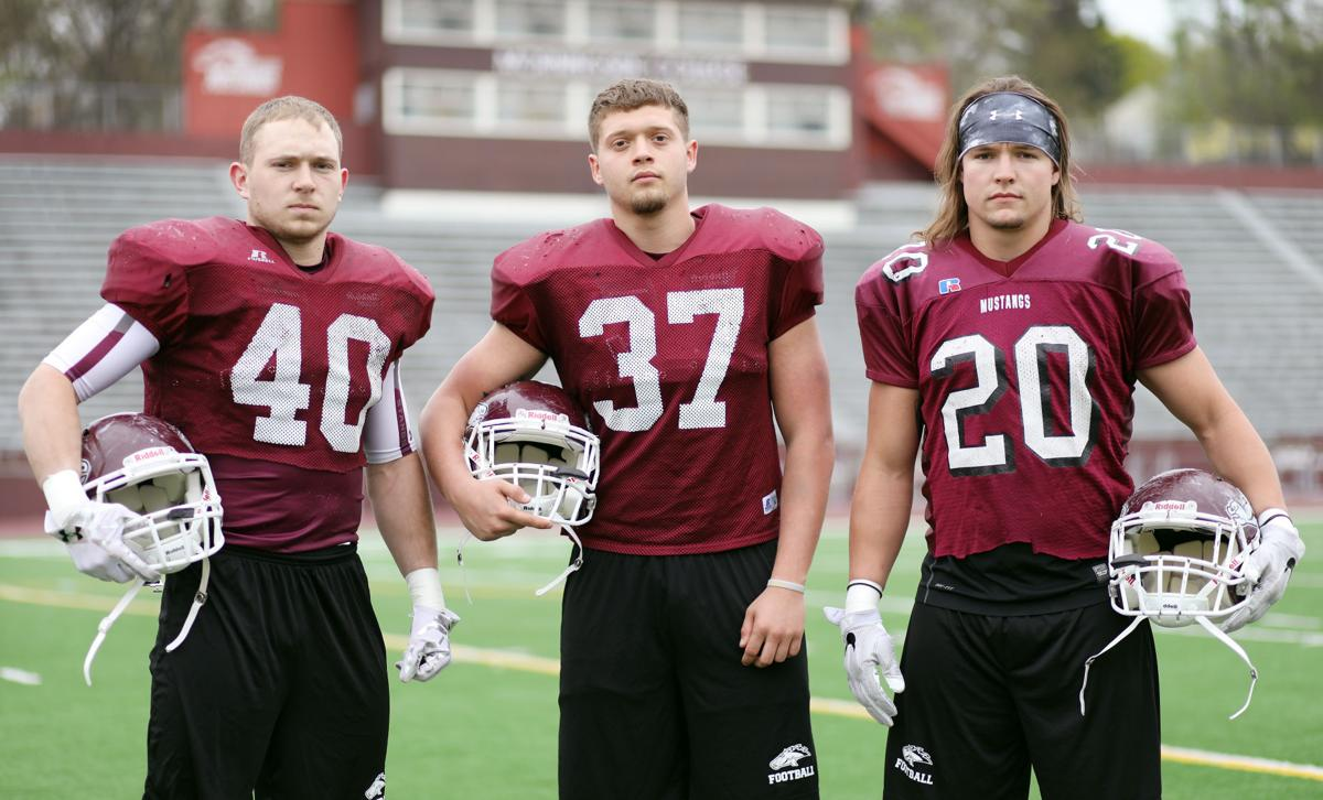Morningside football linebackers