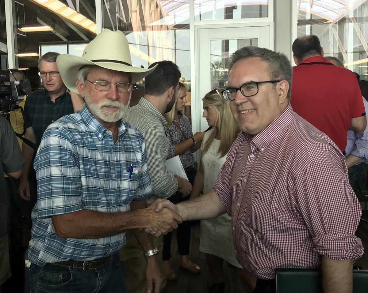 Andrew Wheeler, Iowa State Fair