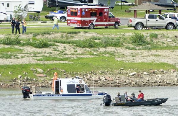 Missouri River drowning