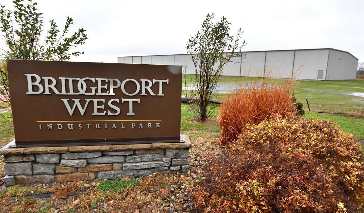 Bridgeport West spec building