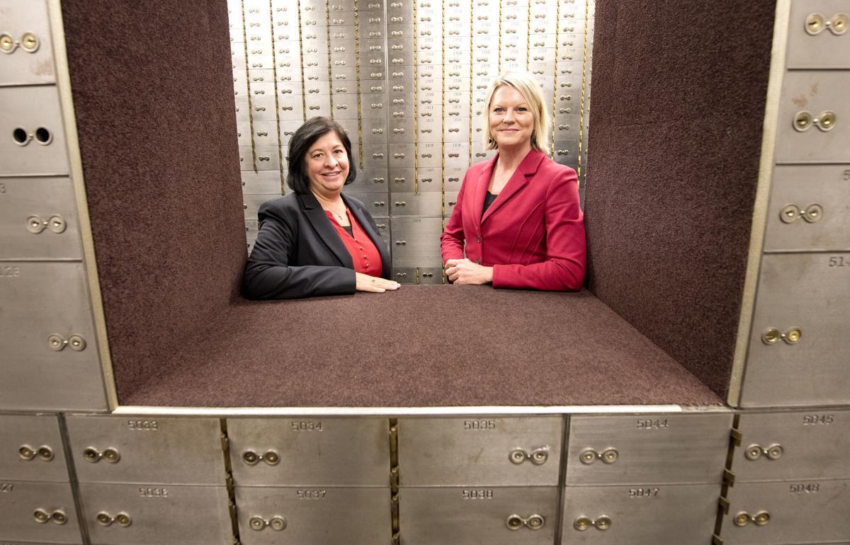 Security National Bank vault