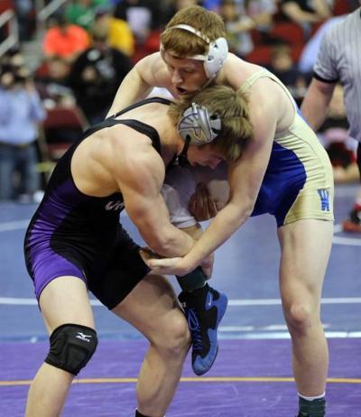 State Wrestling Tournament 2/21/14