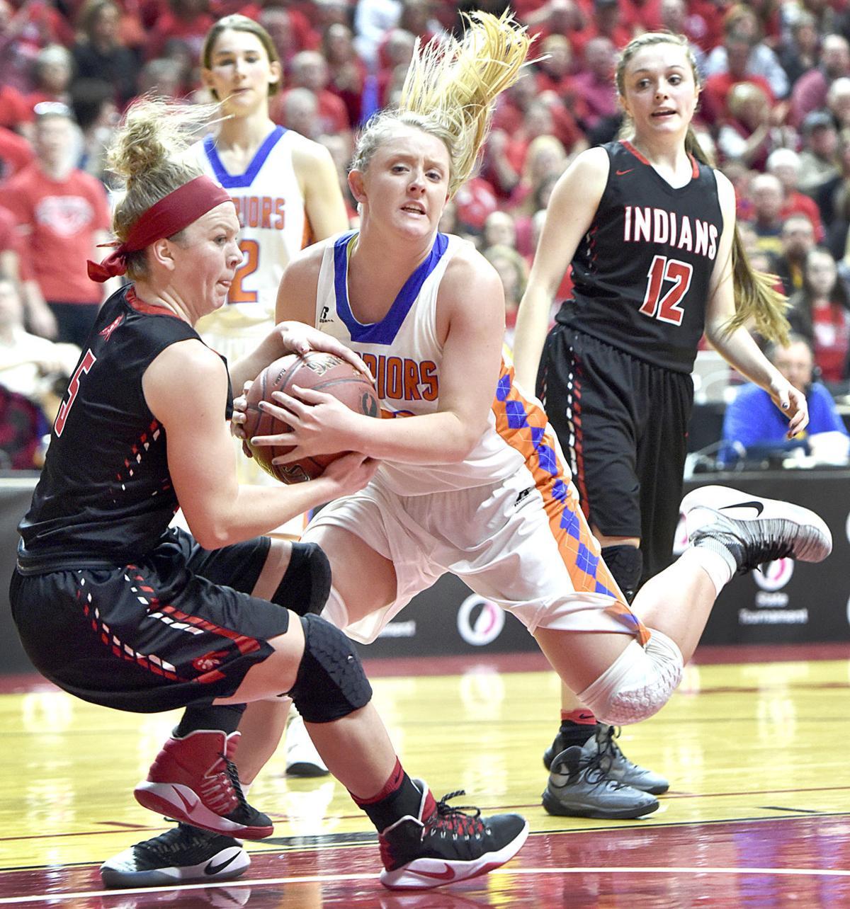 Sioux Center vs Pocahontas Area state basketball