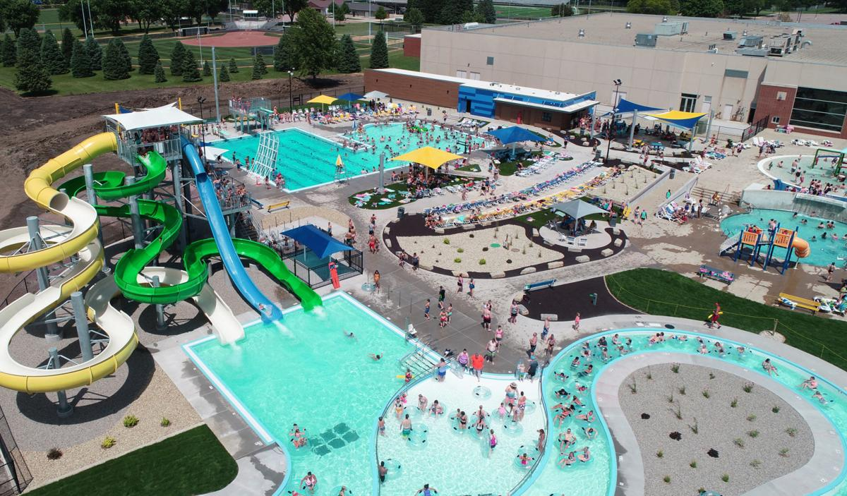 Sioux Center Water Park Named Iowa