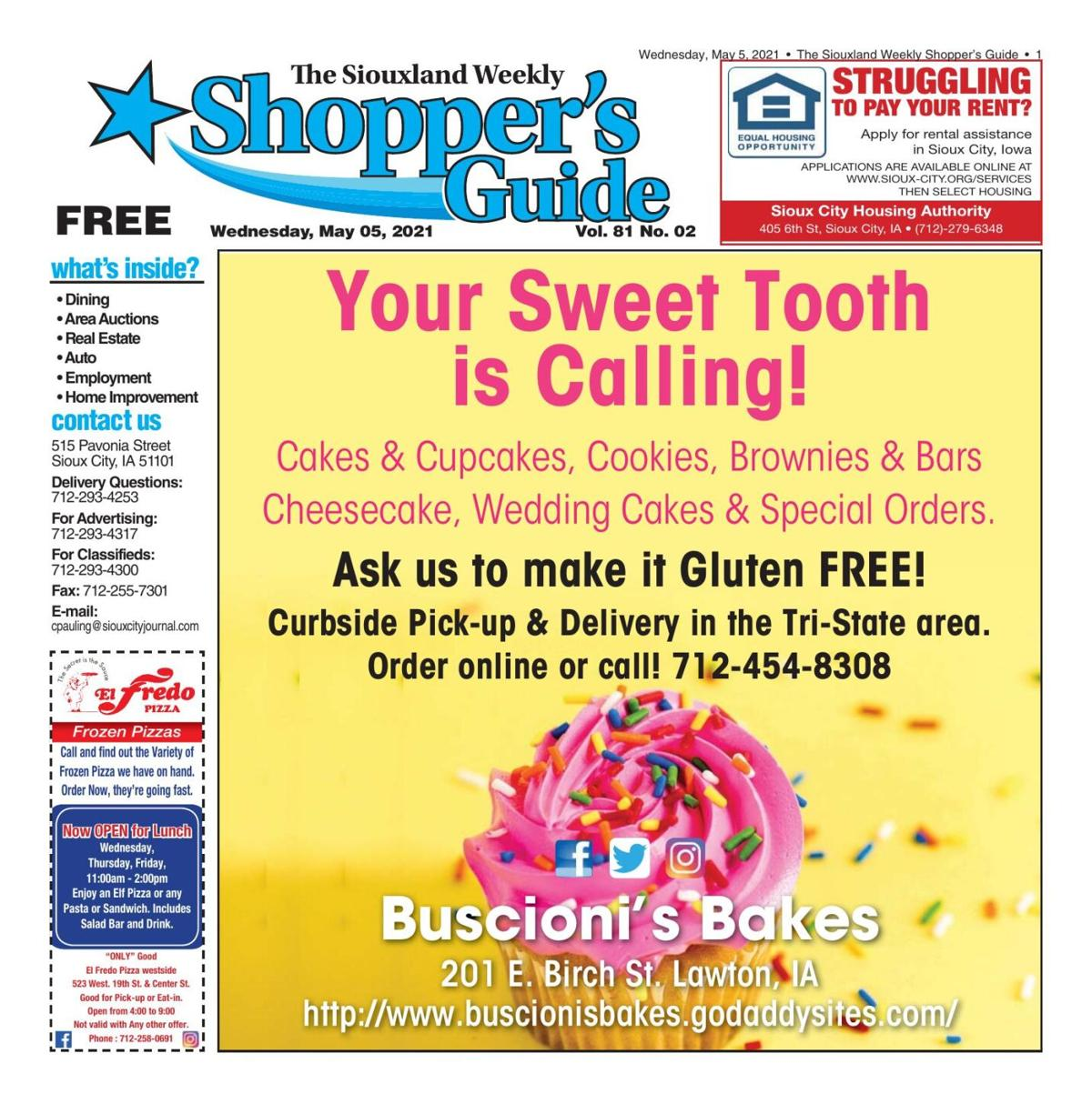 Shopper's Guide - May 5, 2021