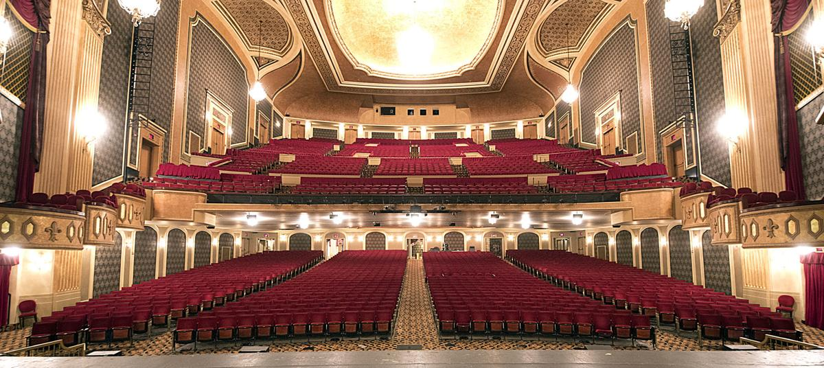 Orpheum Theatre Seating
