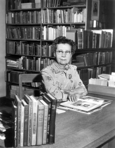 South Sioux City Library: Marie Murphy