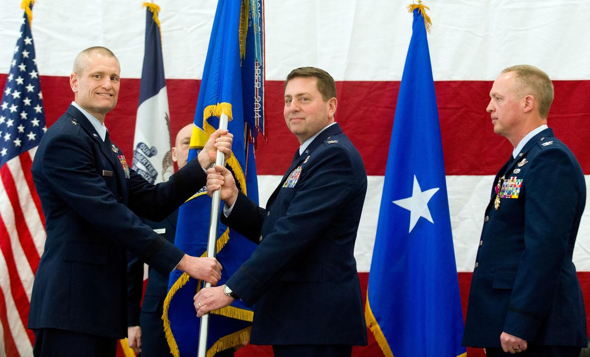 185th Change of Command